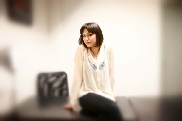 Sasha Grey Portrait Session