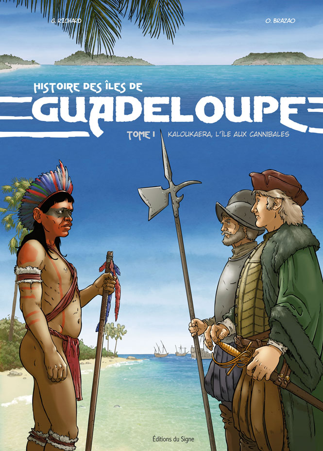 COUV_GUADELOUPE_TOME 1.indd