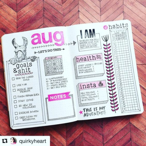 bulletjournallayoutideas15
