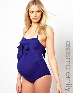 Maternity maillot