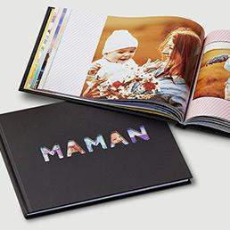 livre photo maman