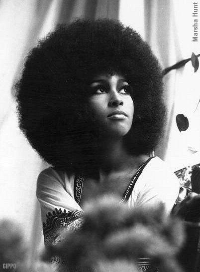 Afro Marsha Hunt