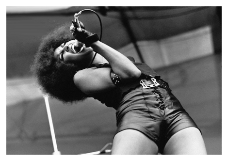 Marsha Hunt on Stage